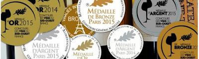 vin vins beaux-vins blog oenologie dégustation médaille concours