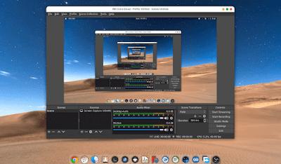 How to Install OBS Studio Youtube Ubuntu Using Terminal PPA