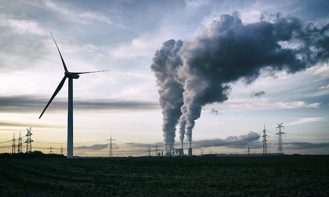 ماهو التغير المناخي