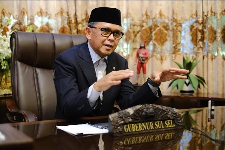Gubernur Sulsel, Tegaskan Anak Harus Tetap Mendapatkan Layanan Pendidikan di Tengah Pandemi Covid-19