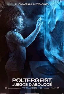 Poltergeist (Juegos Diabólicos) (2015)