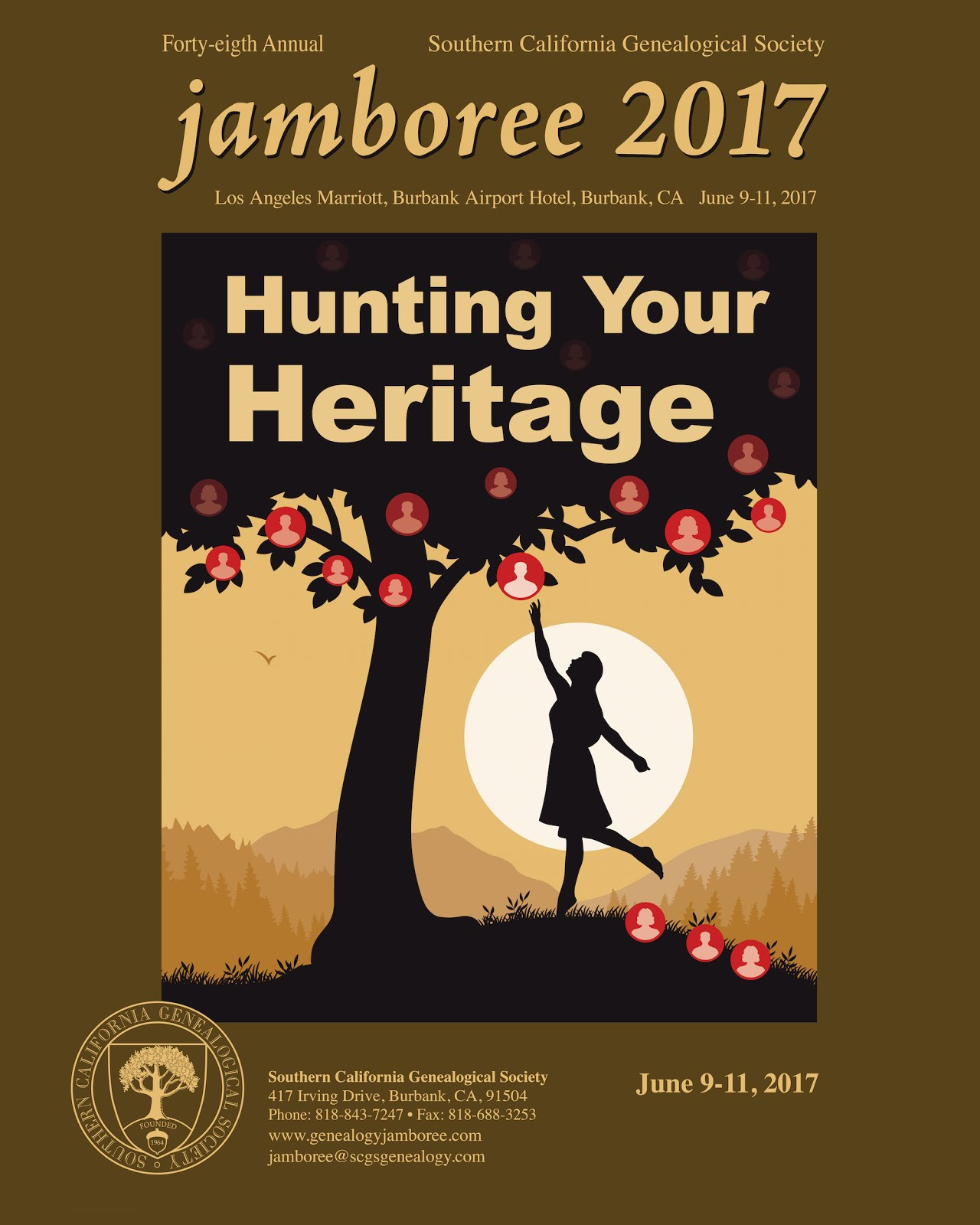 48th Annual Southern California Genealogy Jamboree
