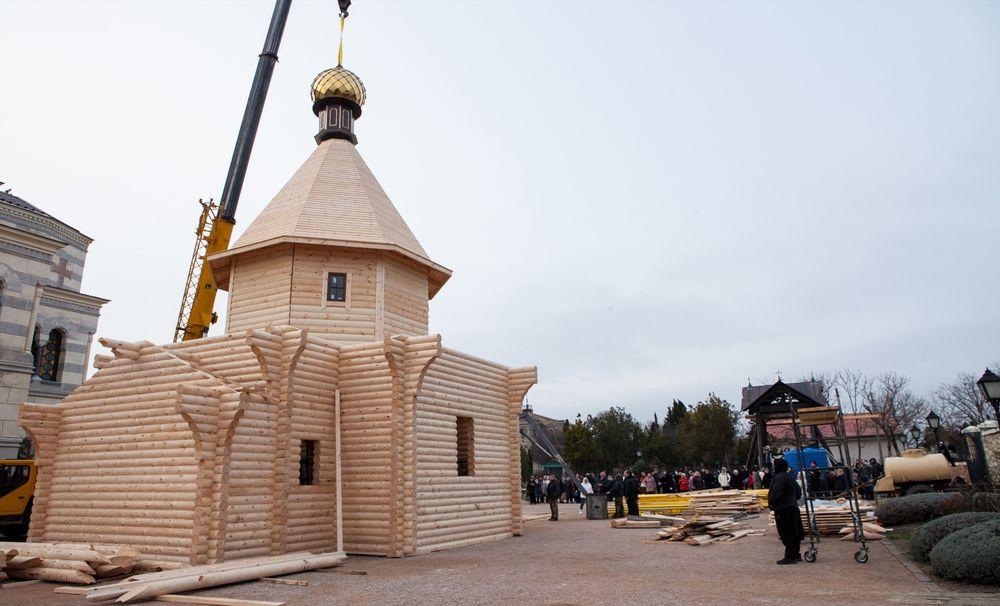 obydennye khramy church