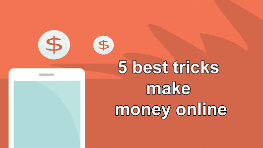 5 Simple Ways to Make Money Online ~ positive socho