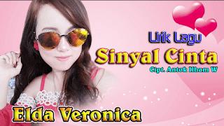 Lirik Lagu Sinyal Cinta - Elda Veronica