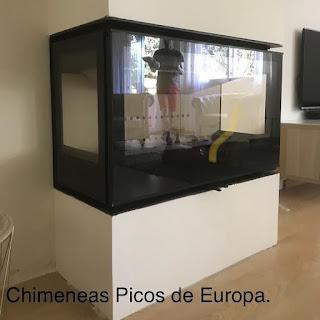 chimeneas Rocal Madrid