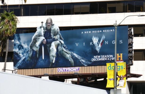 Vikings season 6 billboard