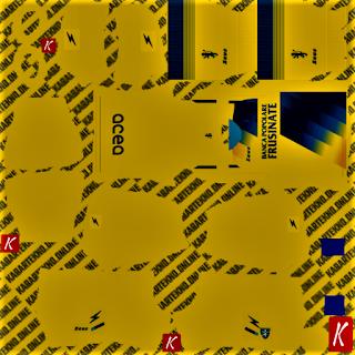 Frosinone Kits 2020/2021 DLS Kits 2021