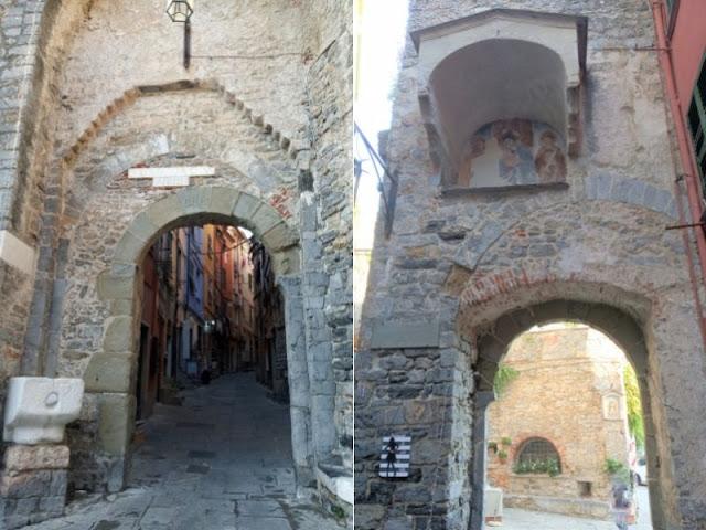 porta borgo Portovenere