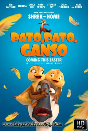 Pato, Pato, Ganso [1080p] [Latino-Ingles] [MEGA]
