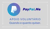 banner com link de apoio do Pay Pal