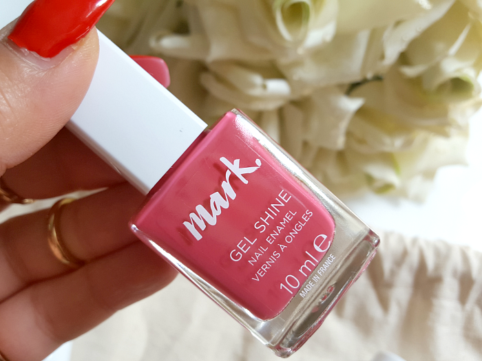 AVON mark. Gel Shine Nagellack - UVP 9.00 Euro - Summer Beauty Festival Essentials