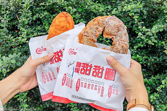 MG 5910 - 台中人氣脆皮甜甜圈、包餡甜甜圈,一顆最低只要20元!多達12種口味任你挑~