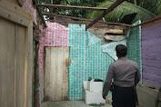 Angin Badai Terjang Aceh Selatan, Sejumlah Rumah Warga Porak Poranda