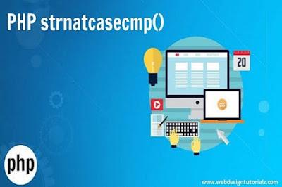 PHP strnatcasecmp() Function