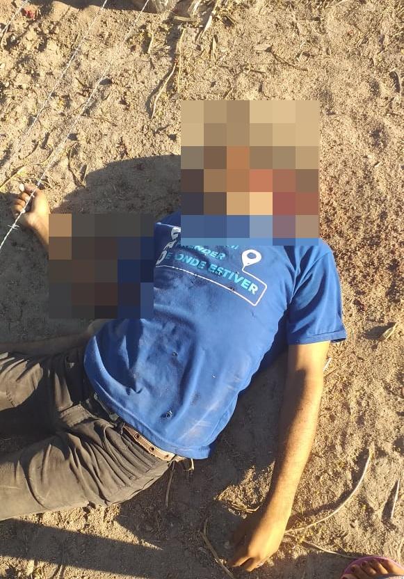 Jovem acusado de três hominídeos em Inajá é morto á tiros em Manari