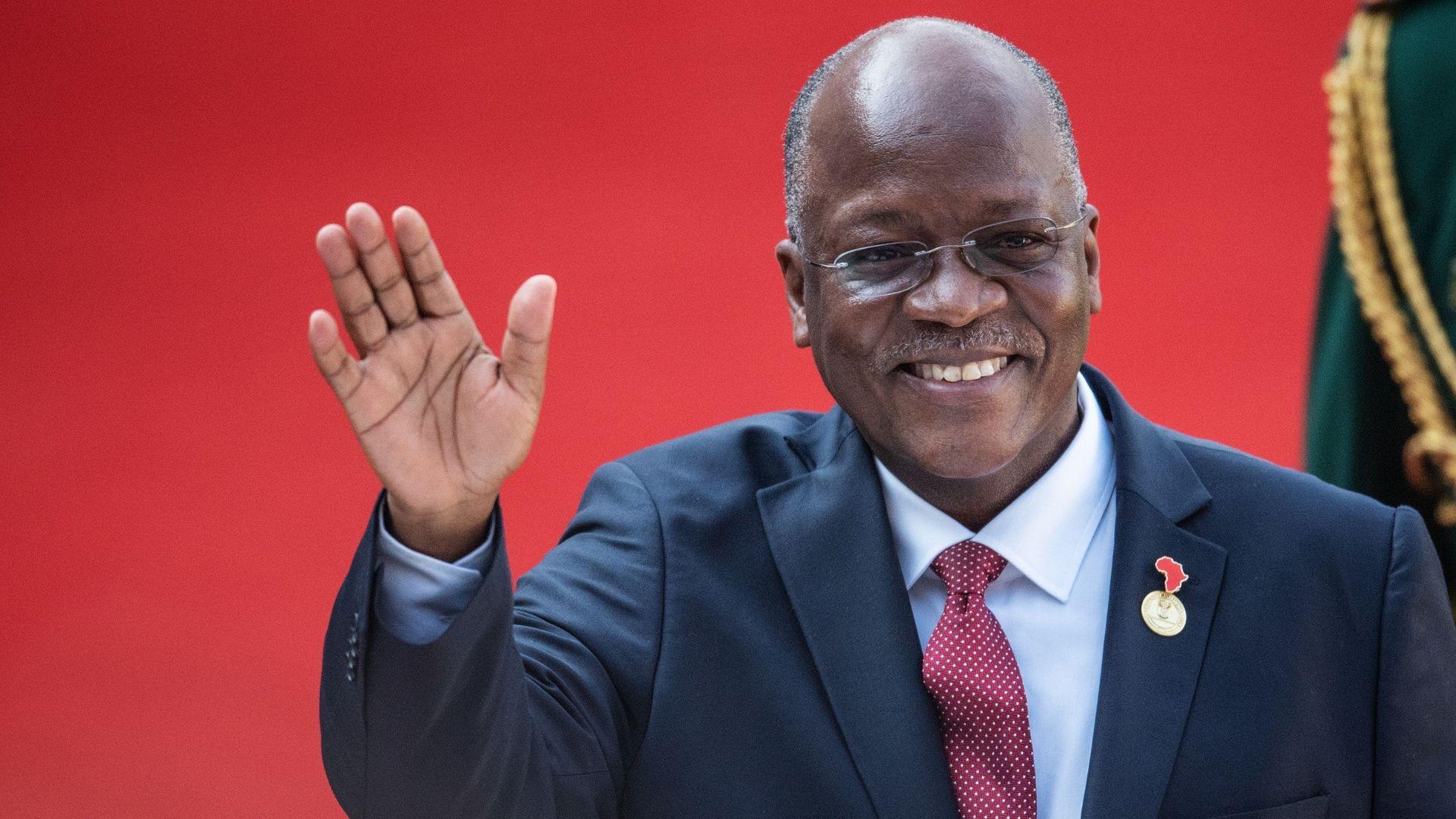 Breaking News - President John Magufuli of Tanzania Dies at 61