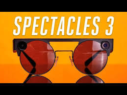 لنظارات Spectacles 3 snapchat