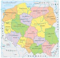 Mapa de Polonia - Todo Polonia
