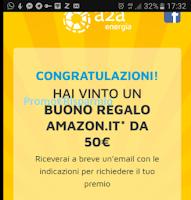 Logo Gioca e vince subito con A2A uno dei 45 buoni Amazon da 50€! prova anche tu!
