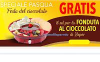 Logo Casa Henkel Speciale Pasqua: come ricevere gratis il Set per Fonduta di Cioccolato