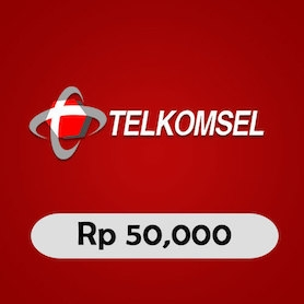 Voucher Pulsa Telkomsel