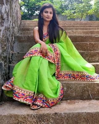 Vibhuti Chithi web series