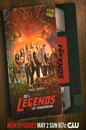 Legends of Tomorrow Season 6 Download All Episodes 480p 720p HEVC [ Episode 2 ADDED ]