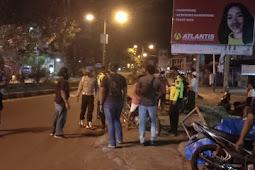 Polresta Mataram Amankan Pelaku Balap Lari & Liar