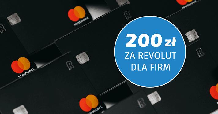 Revolut Business 200 zł