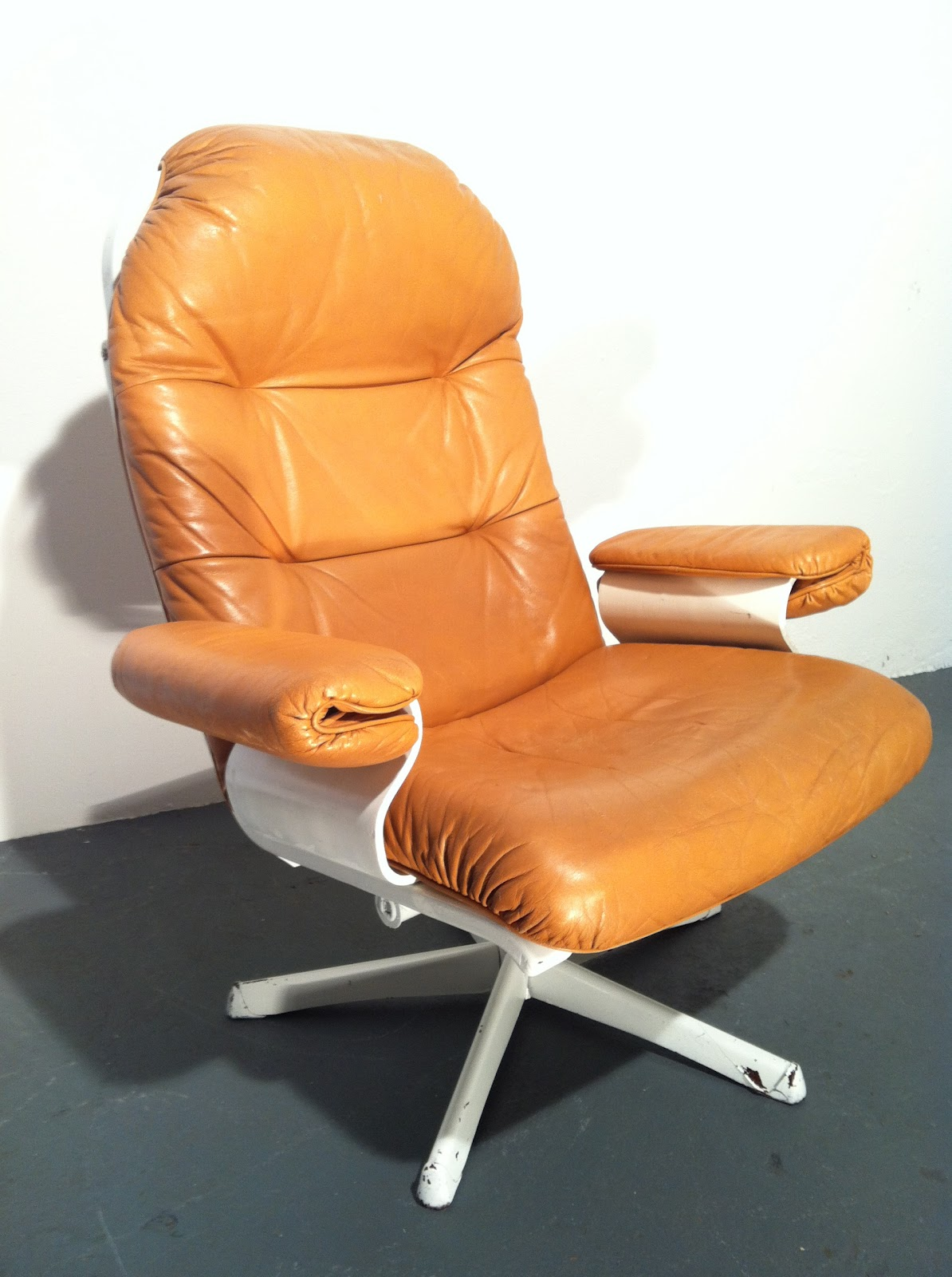 Swivel Chair Ireland Office High Vintage Furniture Ocd New Stock In For A