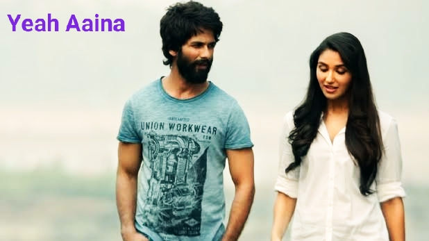 Yeh Aaina Lyrics  from Kabir Singh
