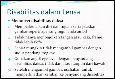 Memberantas Stigma Kusta dan Disabilitas
