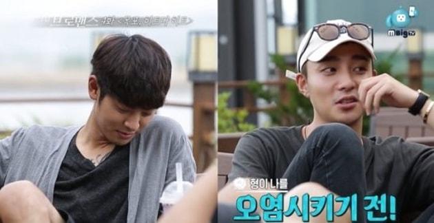Las conversaciones pasadas de Jung Joon Young y Roy Kim en 'Flower Boy Bromance' están llamando la atención