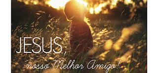 Que possamos também aprender com Jesus, o nosso maior e melhor amigo (Jo. 15:15), mesmo sendo traído com um beijo, Ele continuou a chamar Judas de amigo; mesmo que as pessoas te firam ou te façam mal, isso não pode mudar o seu coração e nem as suas boas atitudes (Rm. 12:21), cada um pagará pelo que fez a seu tempo, tudo que você precisa se preocupar é em dar o melhor de si todos os dias em tudo o que faz. Seja agora mesmo o melhor amigo que você gostaria de ter!