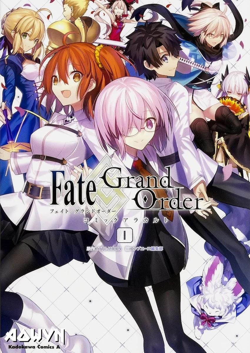 fate order aowvn - [ Anime 3gp mp4 ] Fate/Grand Order: First Order | Vietsub – Siêu phẩm cuối năm