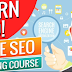 Learn 101 Seo google Free Course  for beginners