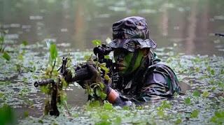 Tak Sadar Dibuntuti Tim Pemburu Pendawa TNI, Pentolan OPM Kelly Kwalik Dihabisi dalam Sekejap!