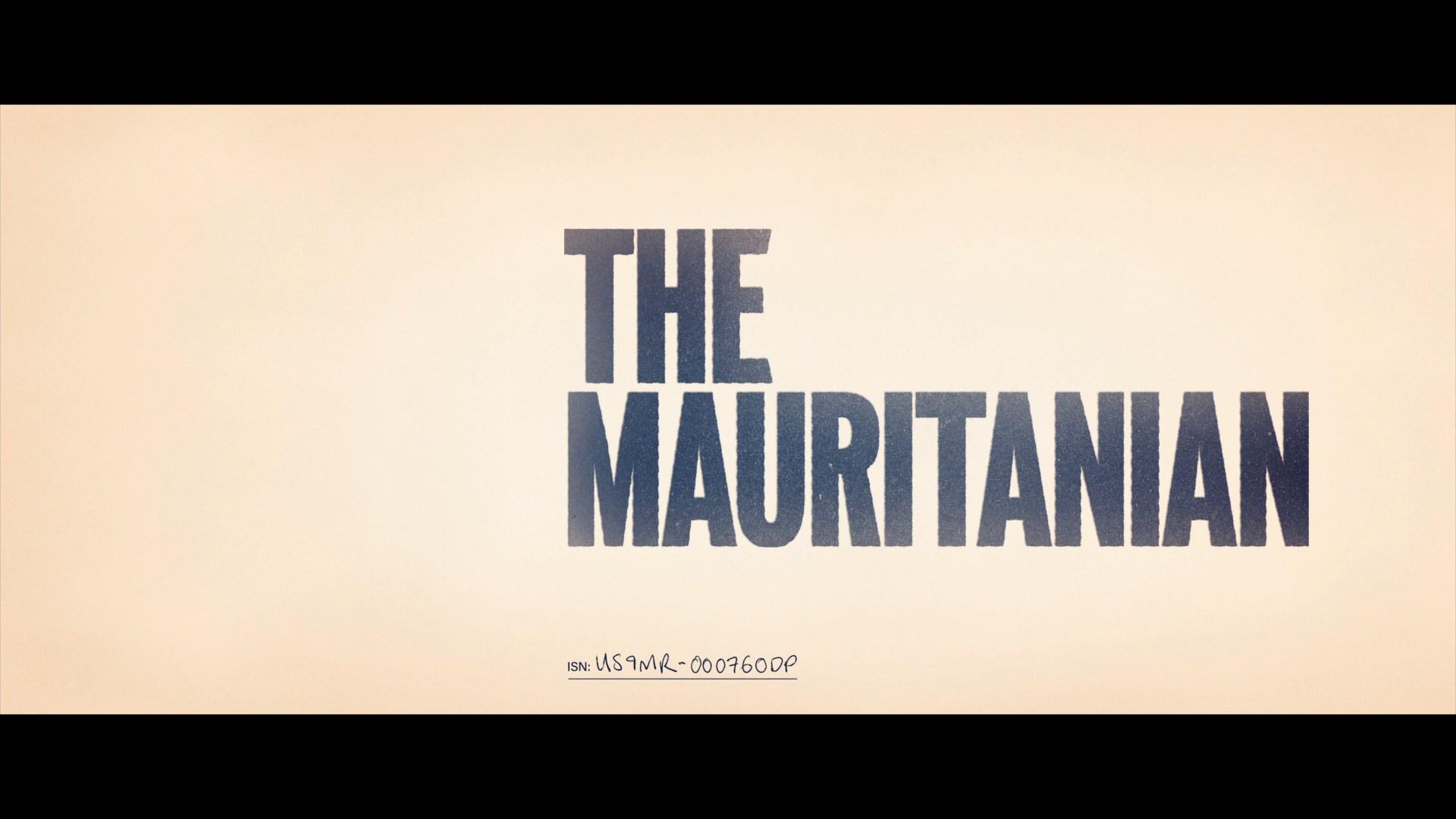 El Mauritano (2021) 1080p BRRip Latino