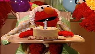 Elmo's World Birthdays Tickle Me Land