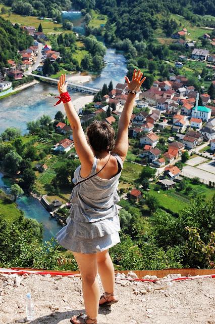 Cetatea Ostrovica; Kulen Vakuf, Bosnia si Hertegovina