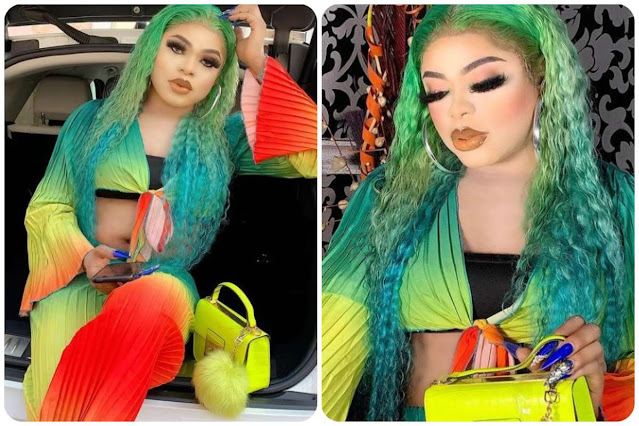 I look so beautiful even without my feminine hormone pills – Bobrisky reveals