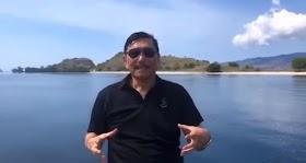 Cuma Satu-satunya di Dunia, Luhut: Pulau Komodo Harus Kita 'Jual'