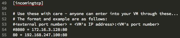 Mac OSX + VMware Fusion + ESRI's ArcGIS Server