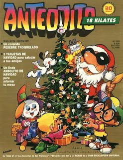Anteojito Nº 1552, Dic 1994