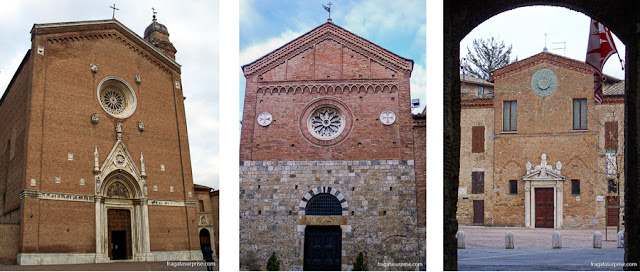 Igrejas de Siena