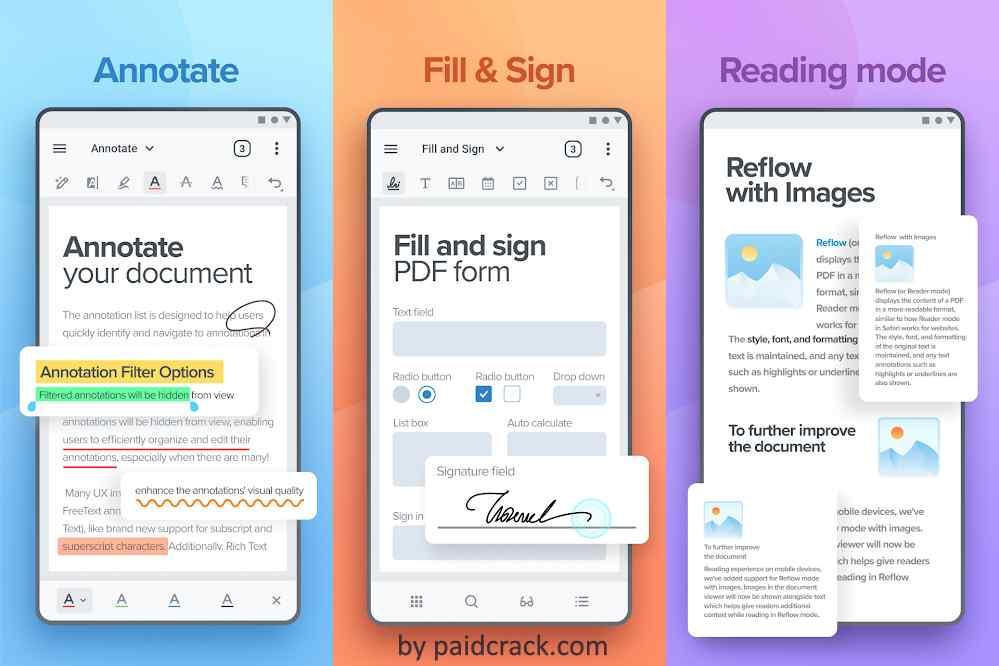 Xodo PDF Reader & Editor Pro Apk