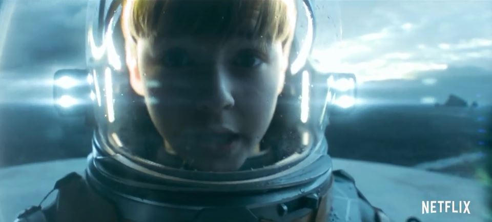 Lost in Space: Official trailer for the season 2 Netflix launch