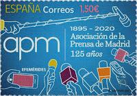 125 AÑOS ASOCIACIÓN DE LA PRENSA DE MADRID