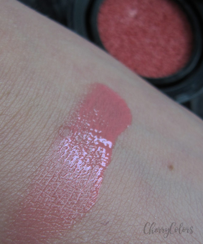 LANCOME CUSHION BLUSH SUBTIL swatch